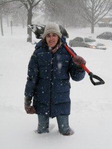 """22"""" snowfall in 2010"""