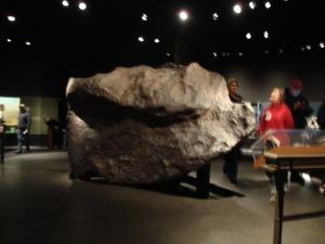 Meteorite!