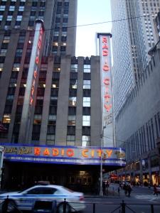 Radio stars indeed. And Rockettes!