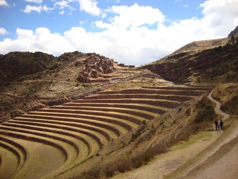 Las Ruinas de Pisaq. This is my favorite shot.