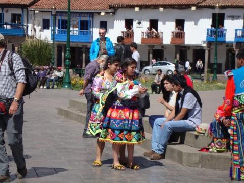 Cuzco Saint's Day
