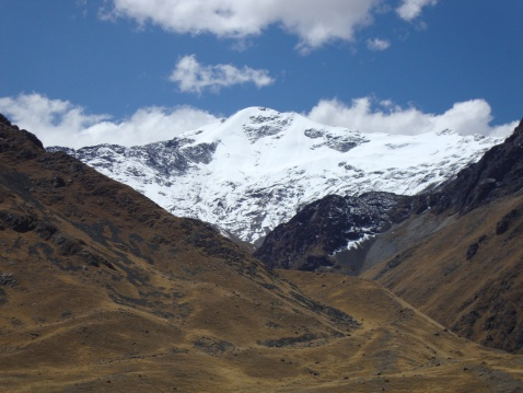 Snow-Cap-ped Mountains