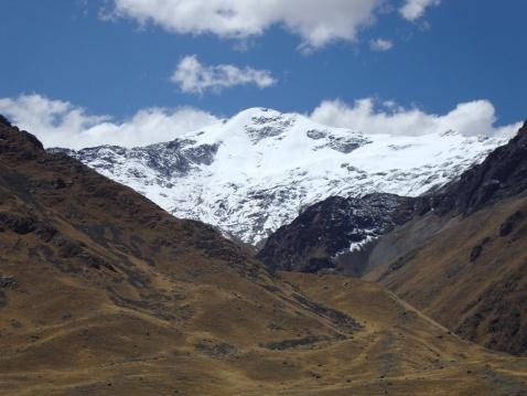 Snow-Cap-ped Mountains