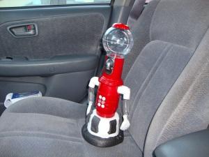 Tom Servo: Passenger.