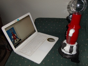 Tom Servo: Googler