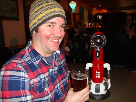Tom Servo: Drinking Buddy
