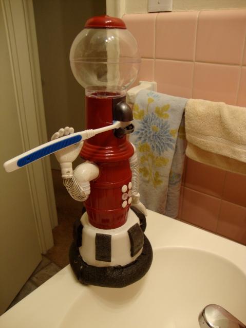 Dental hygiene is no joke.
