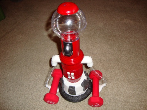 Tom Servo: Lightweight