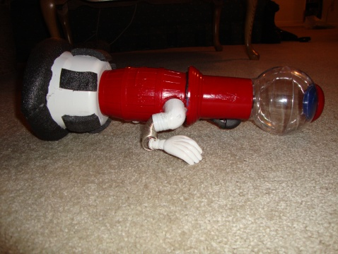 Tom Servo: Exercisist