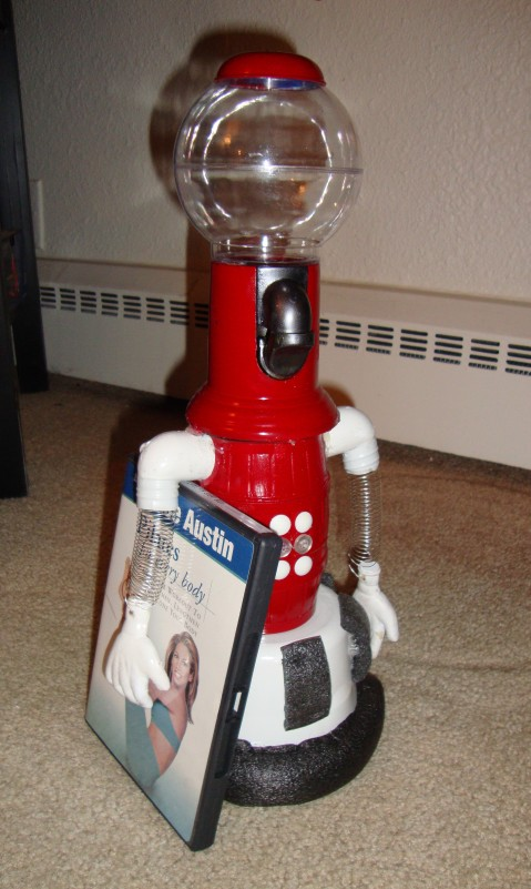 Tom Servo: Accountability Partner