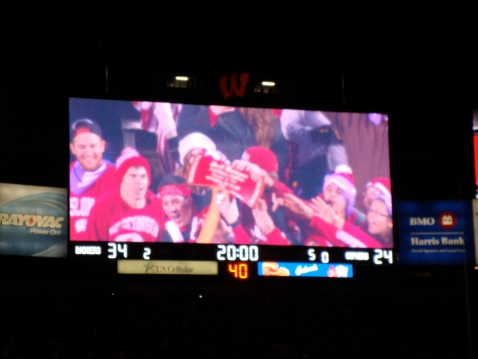 The Axe and the Final Score.