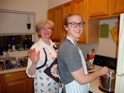The baking elves.
