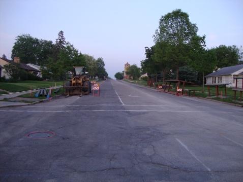 My Street - Pre-construction